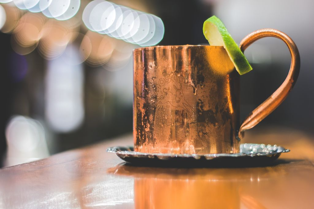 Le Moscow Mule